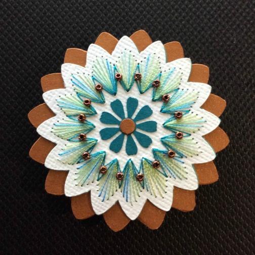 Flower Pin 504